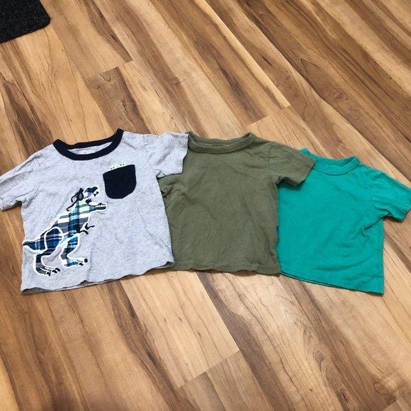 The Children's Place Toddler Boys T-Shirt Bundle